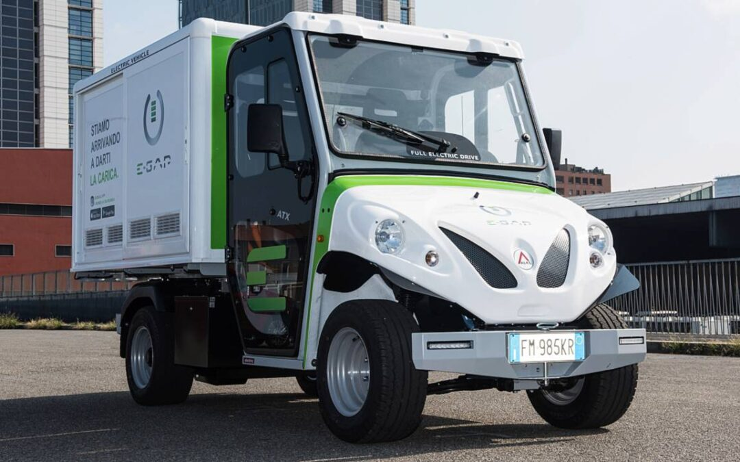 Presentato e-GAP: innovativo servizio di ricarica in mobilità on-demand per veicoli elettrici, unico nel suo genere