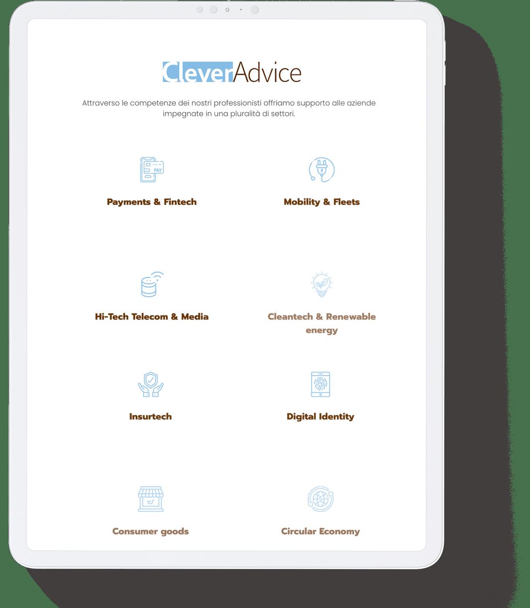 Cleveradvice servizi
