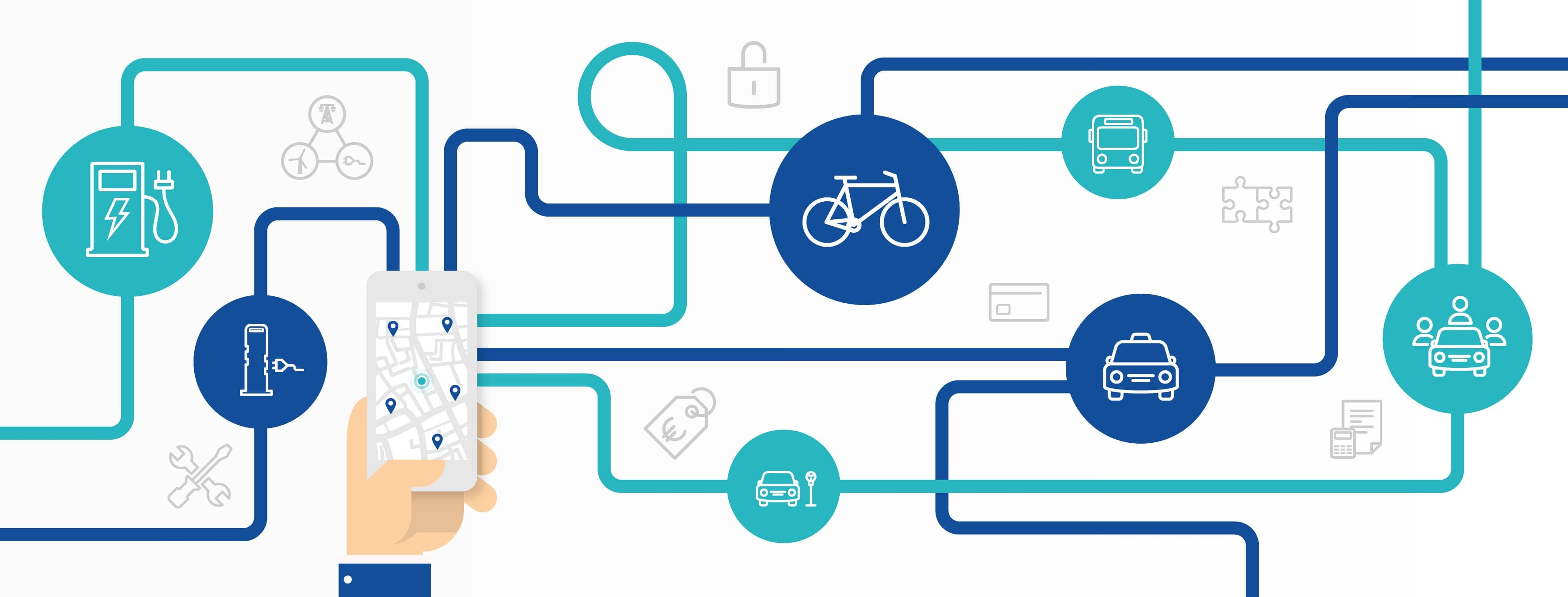 Mobility as a Service Vantaggi del Mobility Sharing